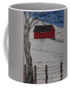 Only A Winter Day Coffee Mug