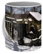 Only In Silence Coffee Mug