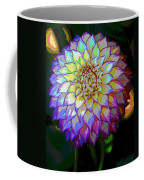 Open For Pleasure Flowart Coffee Mug