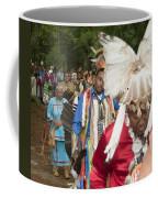 Opening Procession Coffee Mug