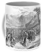 Opera: Grand Duchess, 1867 Coffee Mug by Granger