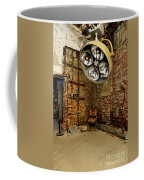 Operating Room - Eastern State Penitentiary Coffee Mug
