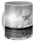 Operation Crossroads, Able Detonation Coffee Mug