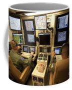 Operators Control Uavs From A Ground Coffee Mug by HIGH-G Productions