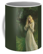 Ophelia Coffee Mug by Pascal Adolphe Jean Dagnan Bouveret