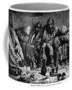 Opium Addicts, 1868 Coffee Mug
