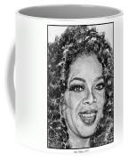 Oprah Winfrey In 2007 Coffee Mug