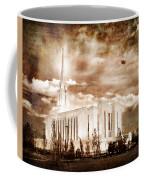 Oquirrh Mr Tmp Coffee Mug by La Rae  Roberts