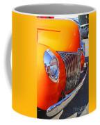 Orange Beauty Coffee Mug