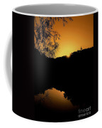 Orange Glow Coffee Mug