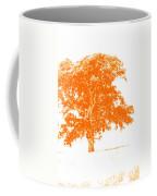 Orange Oak Coffee Mug