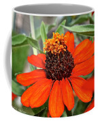 Orange Petals Coffee Mug