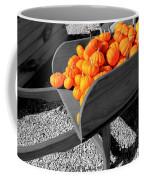 Orange Pumpkin Harvest Coffee Mug