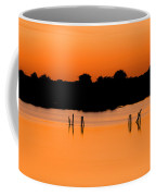 Orange Sunset Florida Coffee Mug