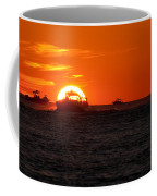 Orange Sunset IIi Coffee Mug