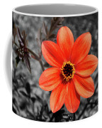 Orange Sunshine Coffee Mug
