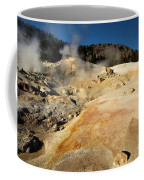 Orange Thermal Crust Coffee Mug
