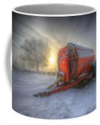 Orange Trailer Coffee Mug