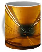 Orange Tunnel In Dc Coffee Mug