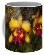 Orchid - Cattleya - Dripping With Passion  Coffee Mug