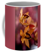 Orchid Dance Coffee Mug
