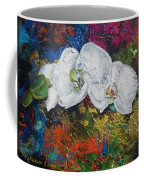 Orchid Mini Coffee Mug