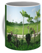 Orchids At Iberostar Golf Course In Punta Cana Dr Coffee Mug