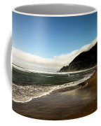 Oregon Beach Coffee Mug
