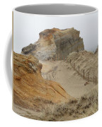 Oregon Sand Dunes Coffee Mug
