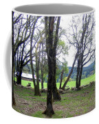 Oregon Sheep Farm Coffee Mug