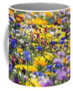 Oregon Wildflowers Coffee Mug