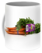 Organic Carrots Coffee Mug