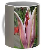 Oriental Lily Named La Mancha Coffee Mug