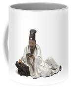 Oriental Warrior At Rest Coffee Mug