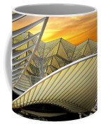 Oriente Station Coffee Mug by Carlos Caetano