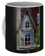 Ornamental Bird House Coffee Mug