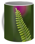 Ornamental Fern Coffee Mug