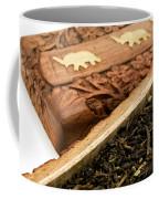 Ornate Box With Darjeeling Tea Coffee Mug by Fabrizio Troiani