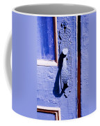Ornate Door Handle Coffee Mug
