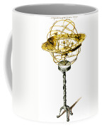 Orrery Illustration Coffee Mug by Science Source