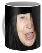 Orthodox Woman At Nativity Church Coffee Mug