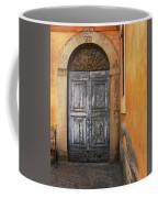 Orvieto Doorway Coffee Mug