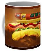 Oscar Mayar Car Coffee Mug