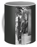 Oscar Wilde Monument Coffee Mug