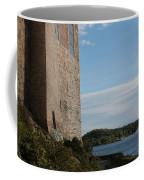Oslo Castle And Harbor Coffee Mug