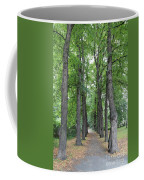 Oslo Trees Coffee Mug