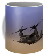 Osprey In Flight I Coffee Mug