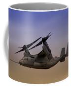 Osprey In Flight II Coffee Mug