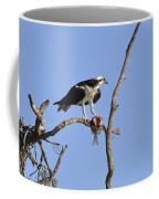 Osprey With Catch II Coffee Mug