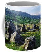 Ossians Grave, Co Antrim, Ireland Stone Coffee Mug